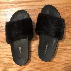 (authentic) steve madden slides